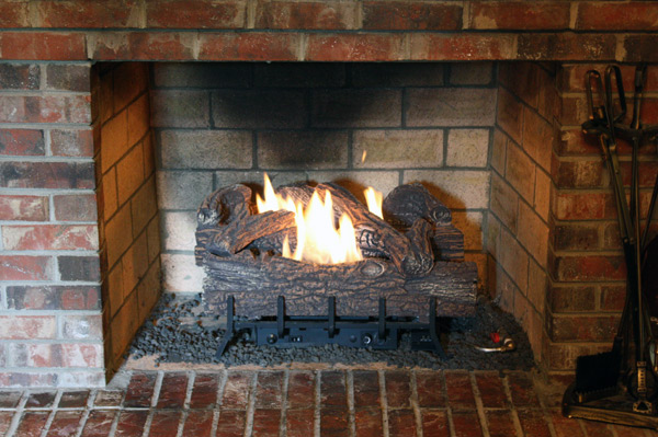 Gas Log And Gas Fireplace Repair For Mooresville Lake Norman Lkn